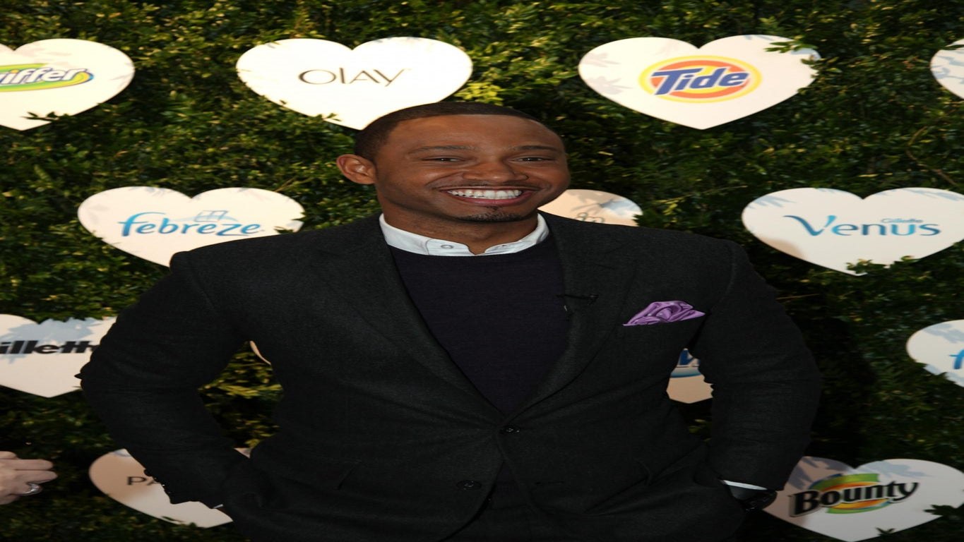 Terrence J. Talks New Book, Acting and Getting Ready for 'Think Like a Man 2'