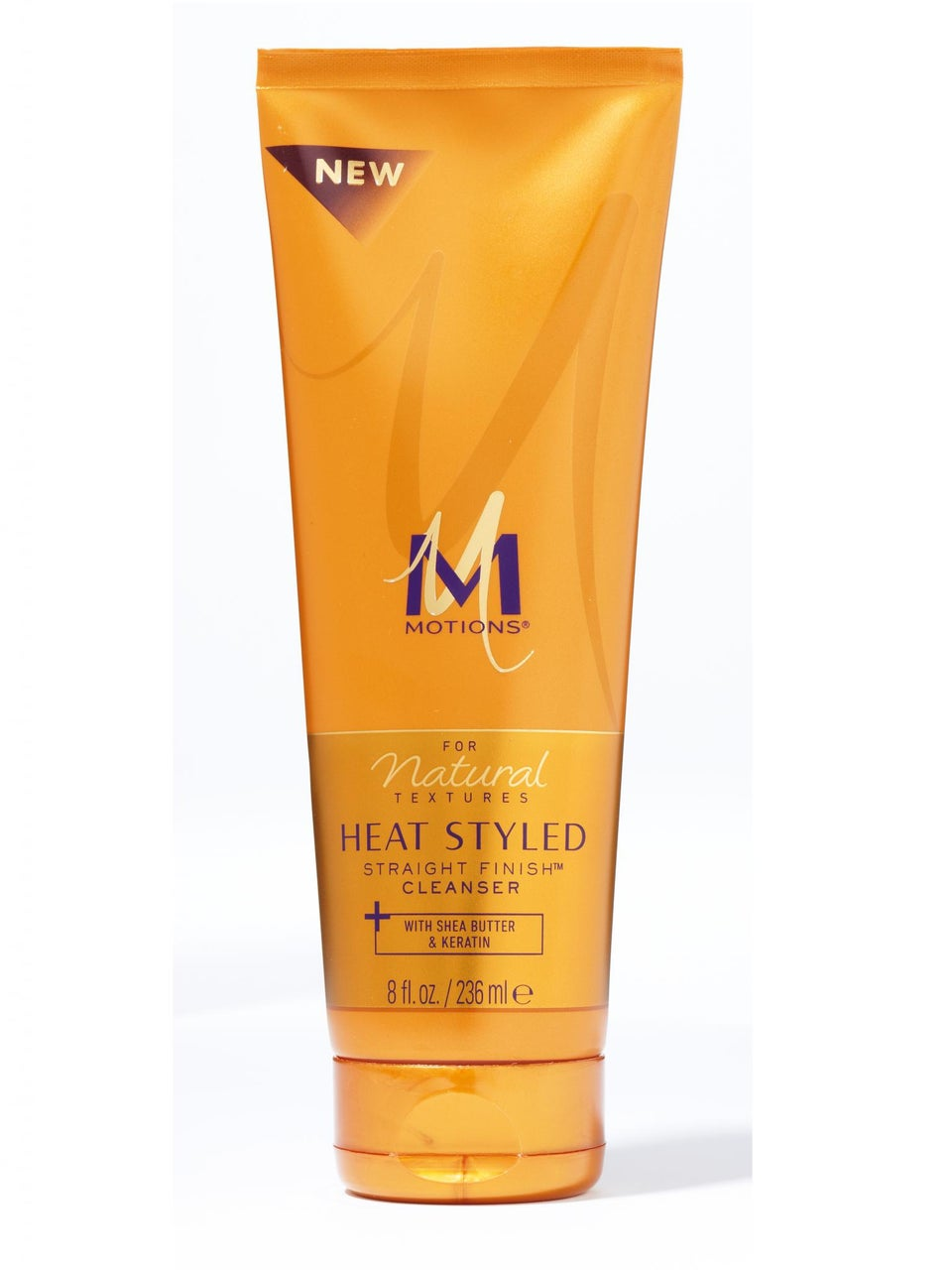 Product Junkies: Motions Heat Styled Straight Finish Cleanser