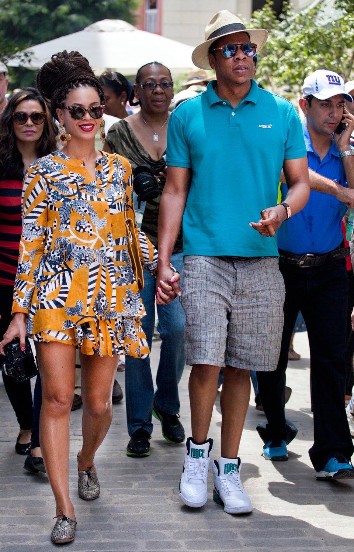 Republican Lawmakers And Activist Groups Question Jay-Z and Beyoncé's Trip to Cuba