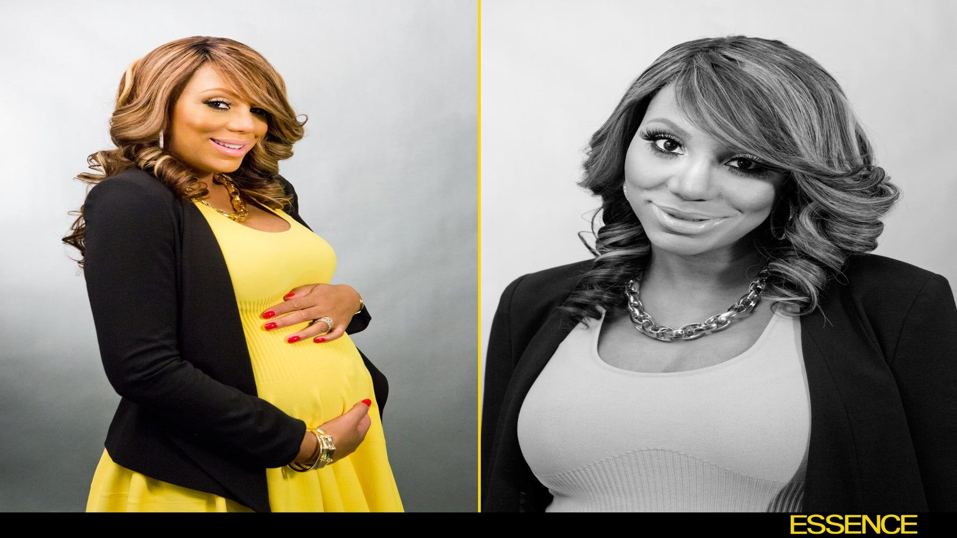 Tamar Braxton on Pregnancy Pet Peeves: 'People Think It's Cool to Touch Your Stomach'