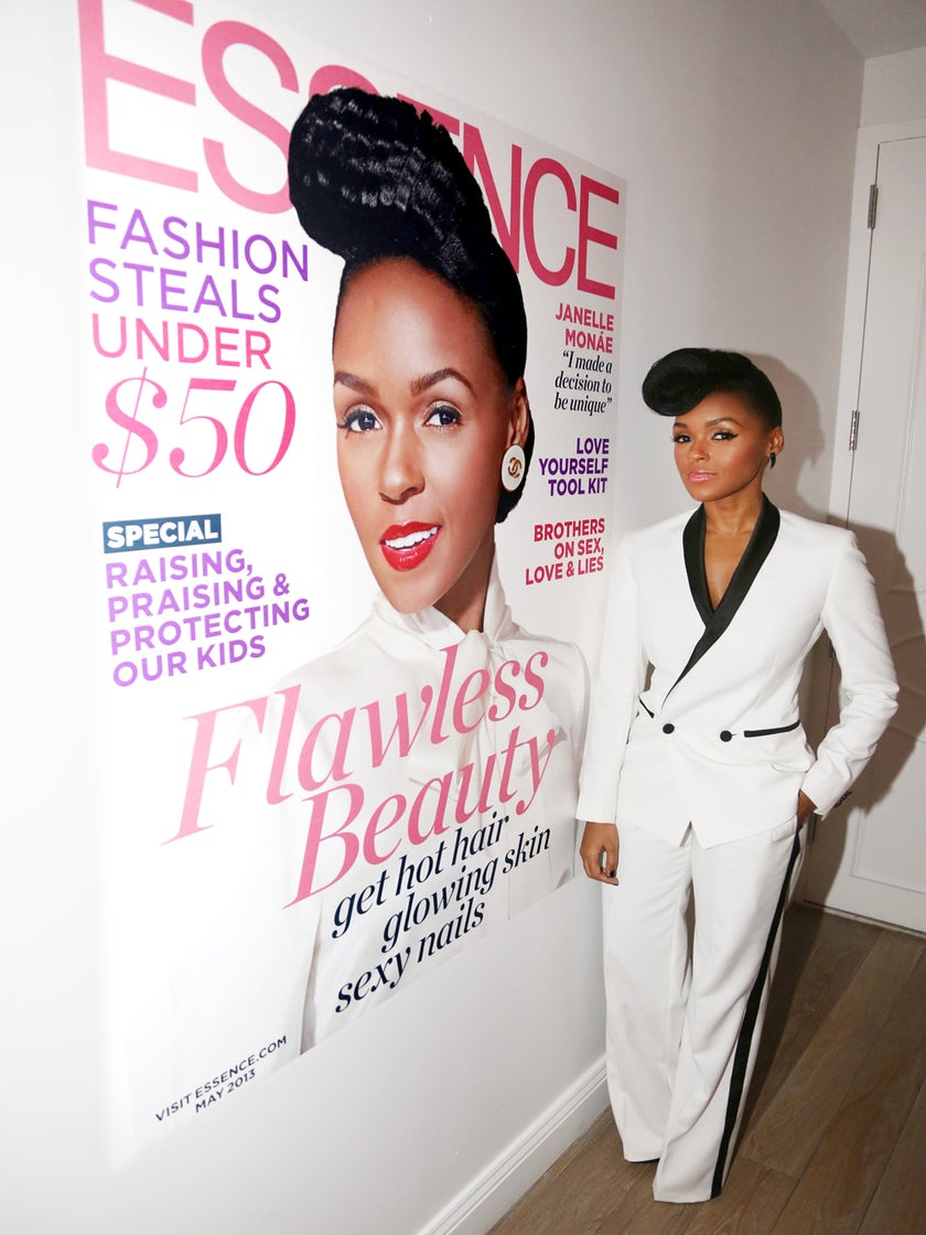 Janelle Monáe Dishes on Her Upcoming ESSENCE Festival Show