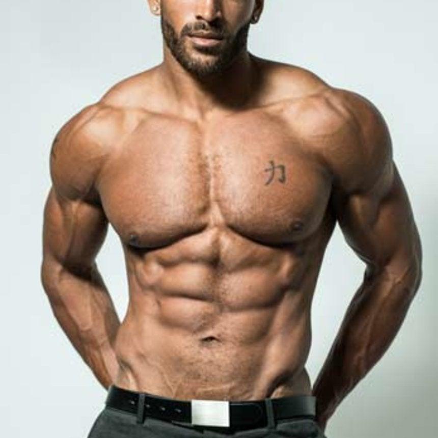 Eye Candy: Fitness Model Stefan Williams Will Make You Sweat