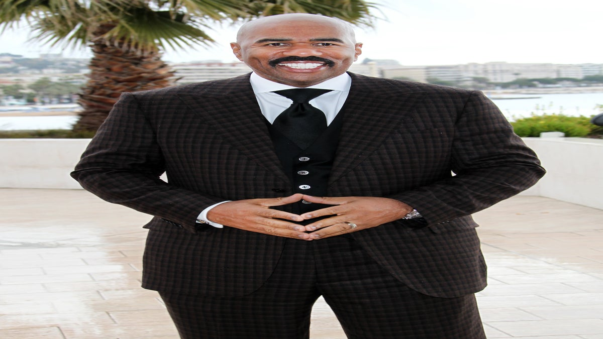 Coffee Talk: Steve Harvey Admits to Being Homeless for Three Years