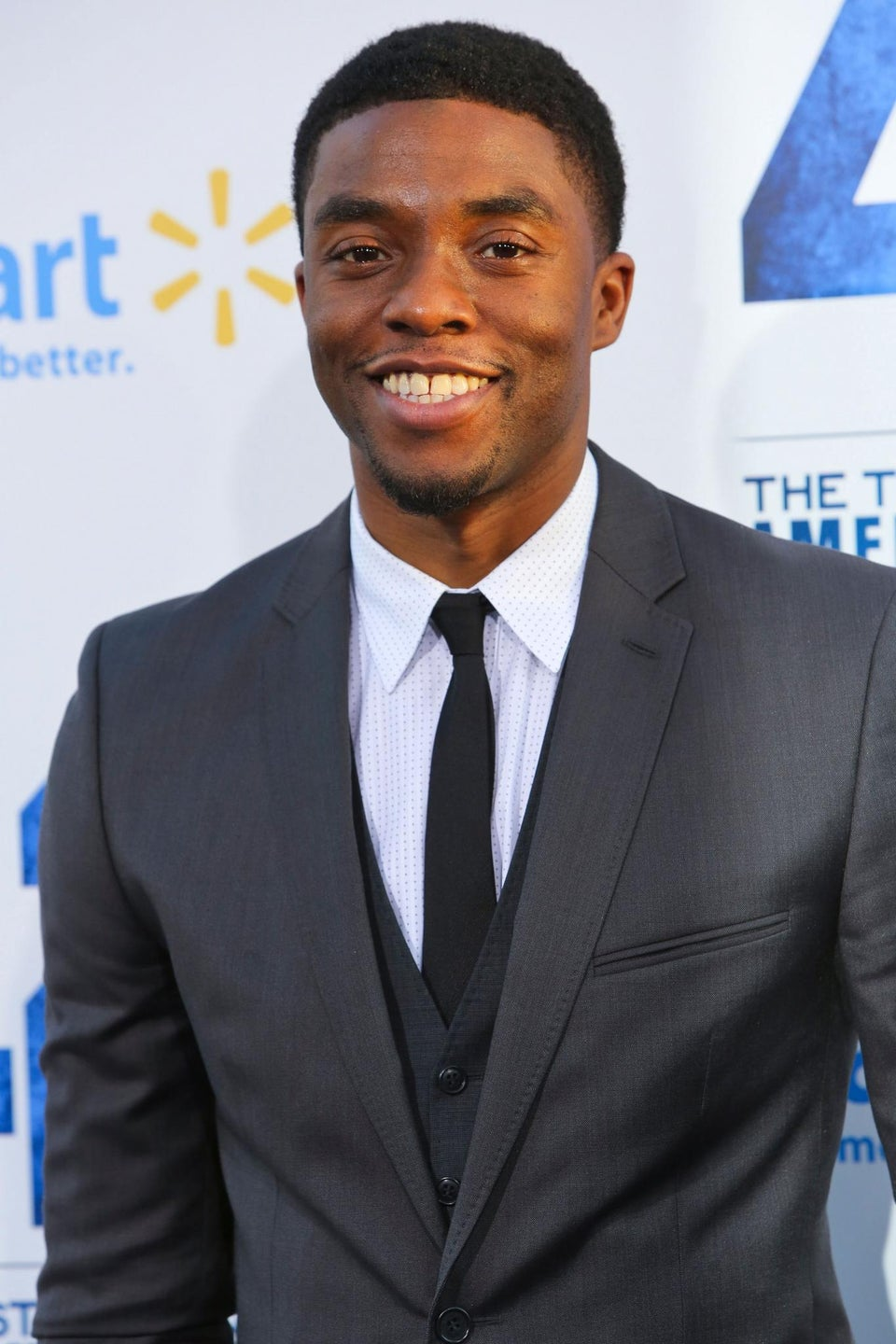 Chadwick Boseman on Landing the Role of a Lifetime, Playing Jackie Robinson in '42'