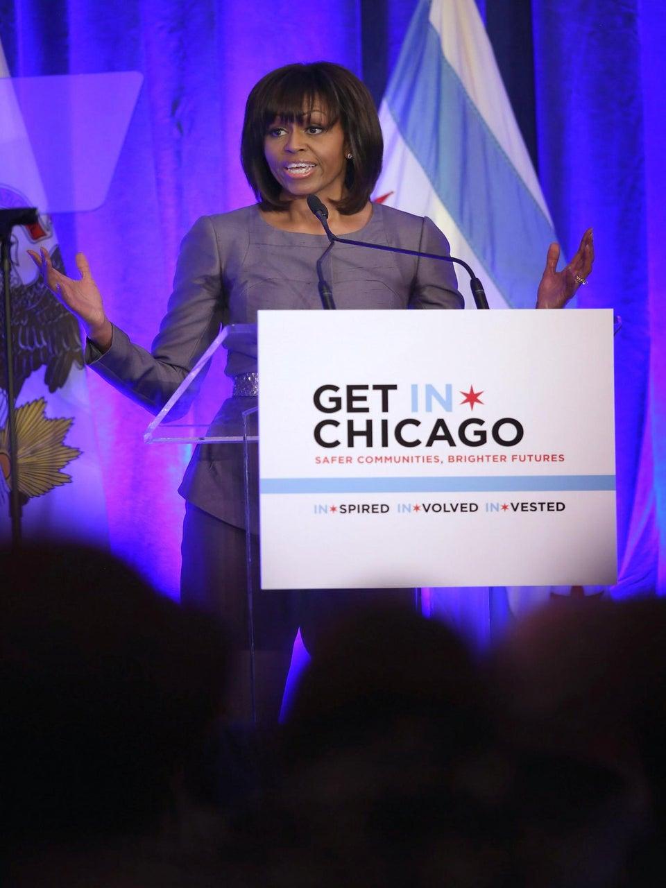 Michelle Obama: 'Hadiya Pendleton Was Me'