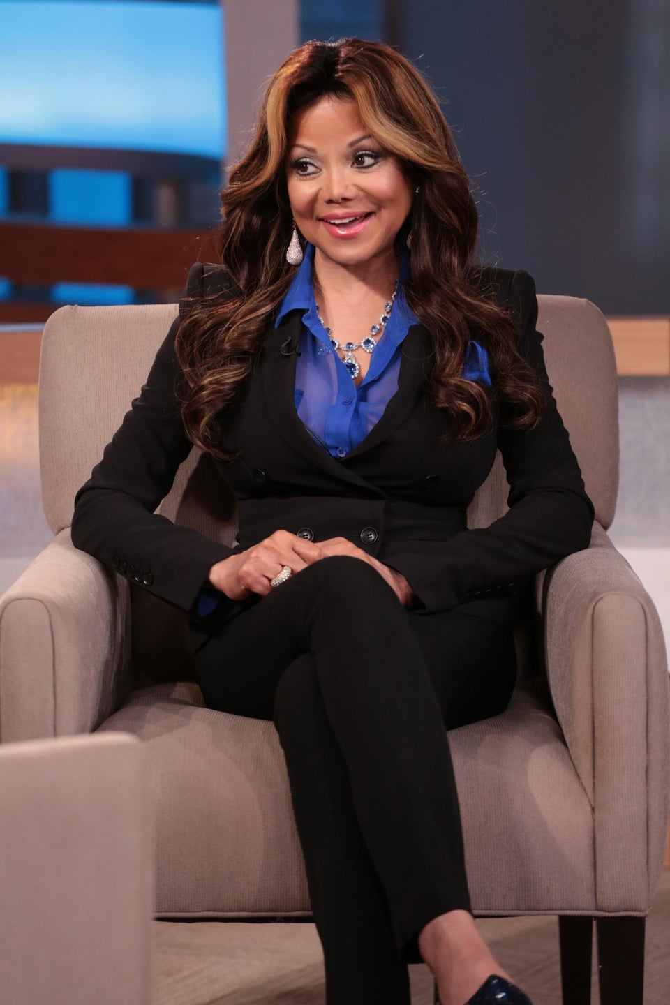 EXCLUSIVE: La Toya Jackson Talks New Reality Show and Her Dream Guy