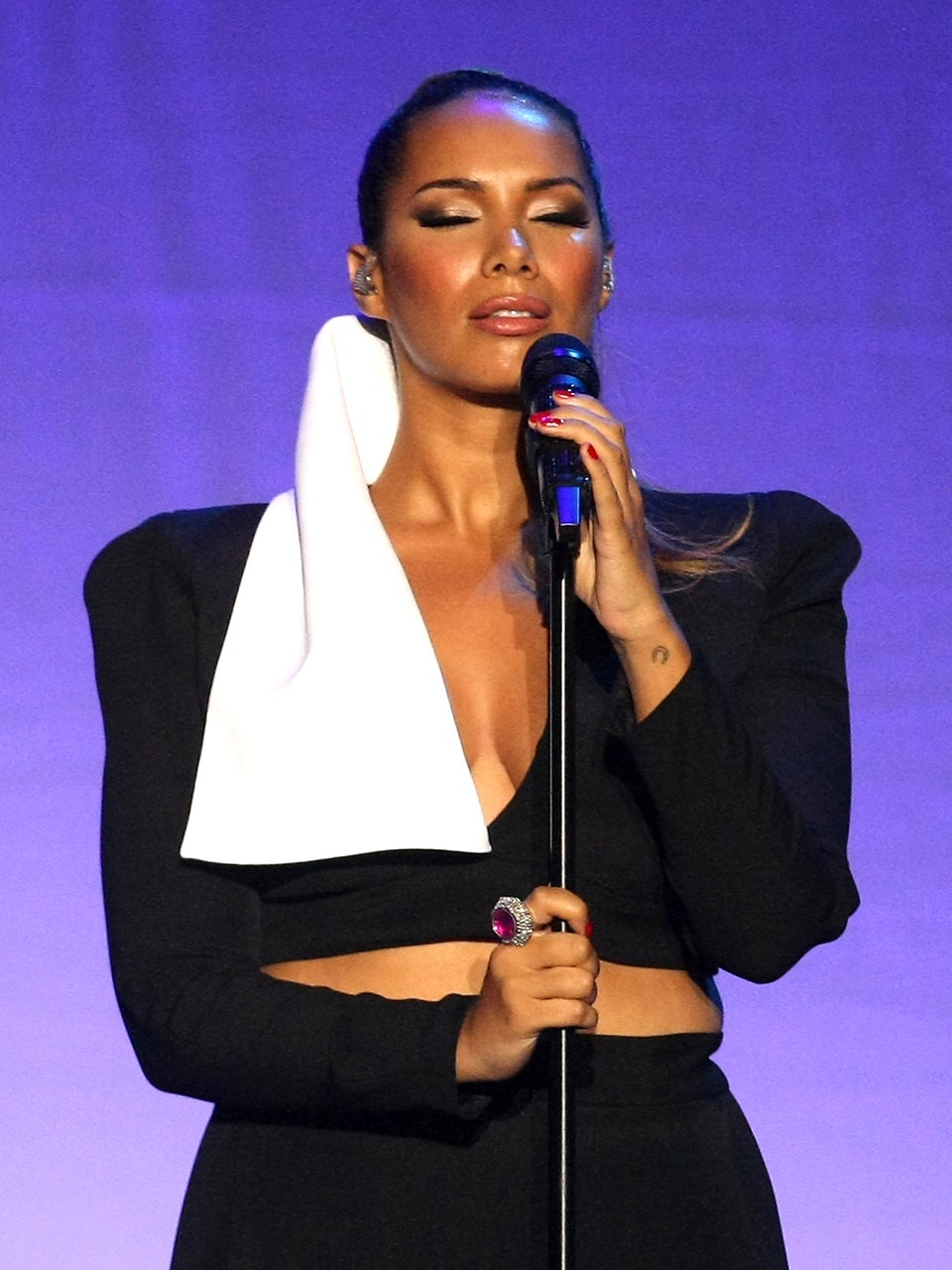 Must-Listen: Hear Leona Lewis' New Song 'O Holy Night'