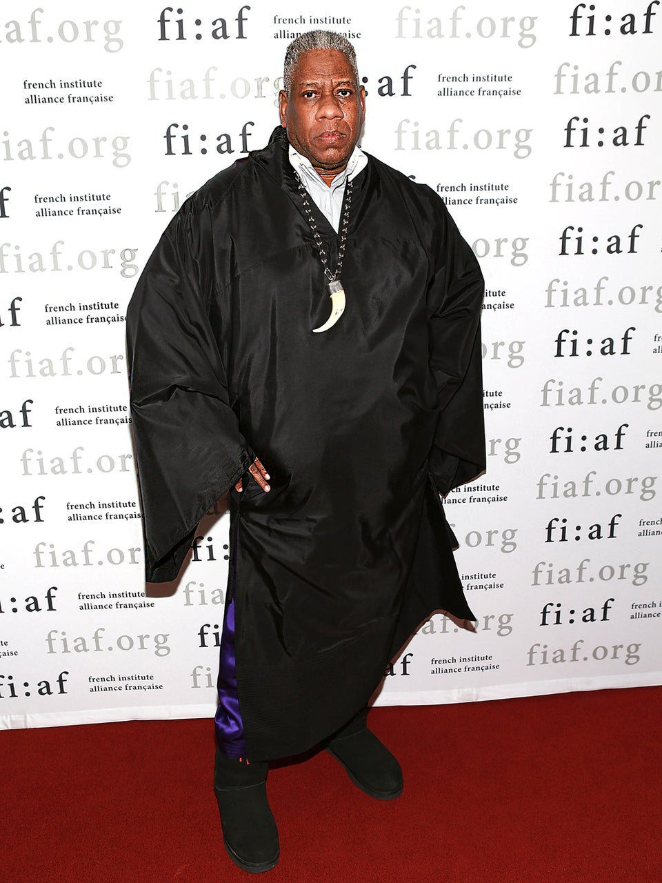 Must-See: Andre Leon Talley Talks 'Little Black Dress'