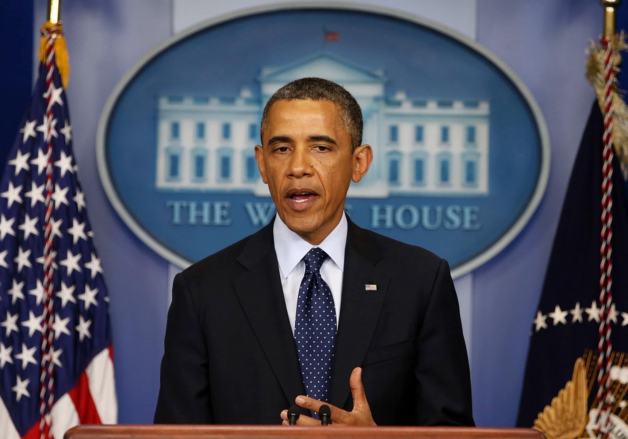 President Obama Responds to Boston Marathon Bombs