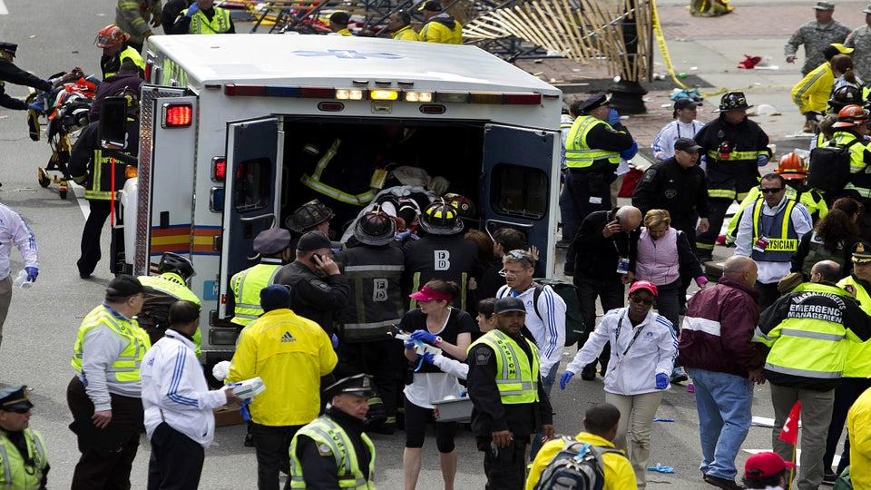 ESSENCE Poll: Do Tragedies Like the Boston Bombings Make You Afraid to Be in Public Spaces?