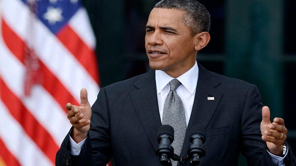 President Obama Awards Birmingham Church Bombing Victims