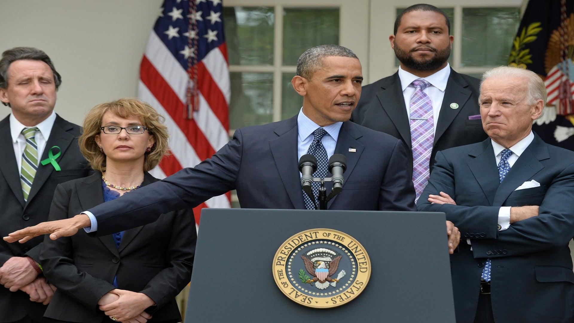 Senate Rejects Gun Bill, President Obama Reacts