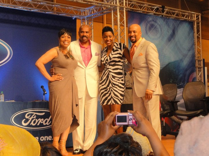 Carla Ferrell to Co-Host Family Reunion Day at ESSENCE Festival