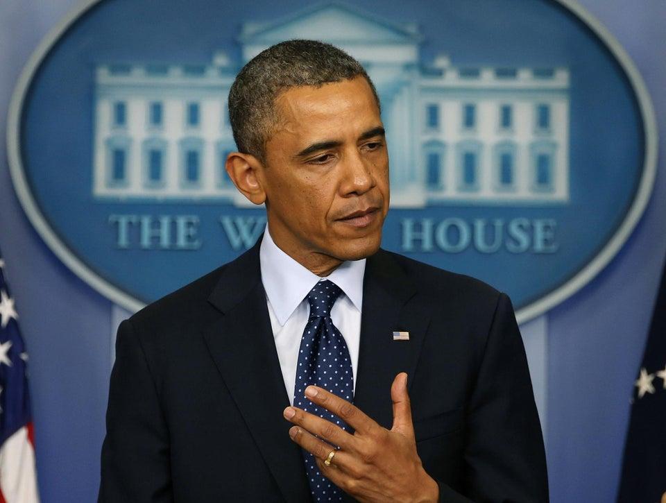 Poisonous Letter Sent to President Obama