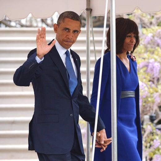 Obama Speaks on Boston Bombing Suspects