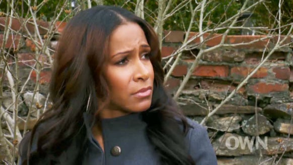 Must-See: Iyanla Vanzant and Sheree Whitfield Visit 'Chateau Sheree'