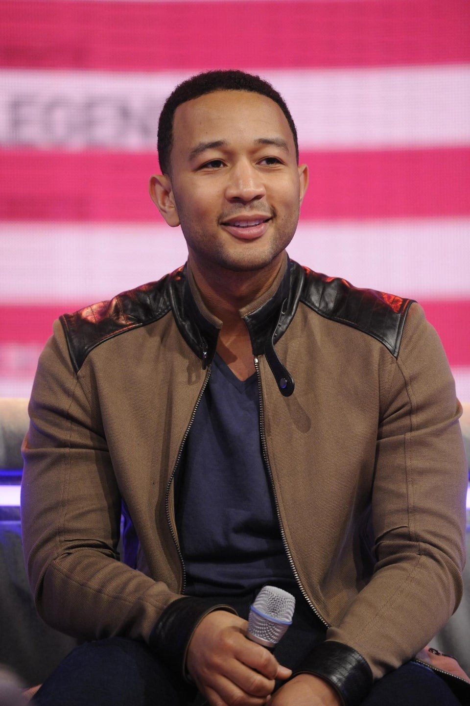 EXCLUSIVE: 7 Things You Didn't Know About John Legend