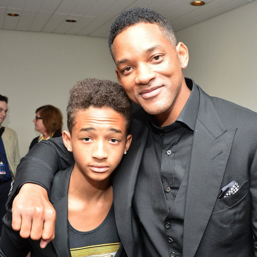 Will Smith Says He Didn't Push Kids Into Show Business