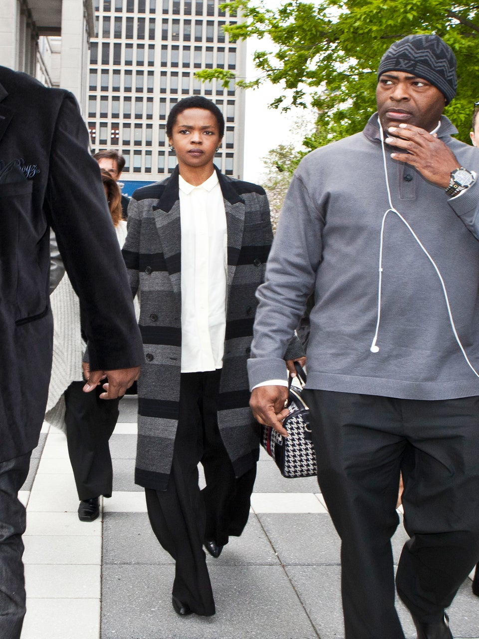 Coffee Talk: Lauryn Hill Tax Sentencing Delayed, Signs $1M Record Deal
