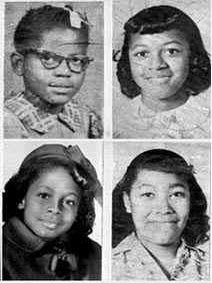 'Four Little Girls' to Be Awarded Congressional Gold Medal 50 Years Later