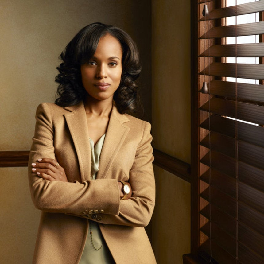 EXCLUSIVE: Kerry Washington Answers Your 'Scandal' Questions & More