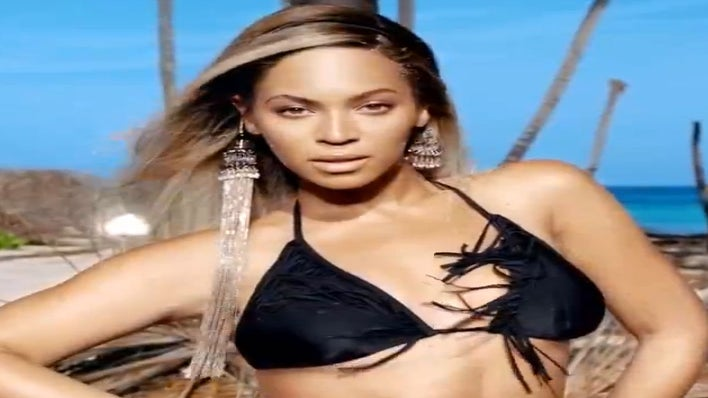 Must-See: Beyoncé Debuts 'Standing on the Sun' in H&M Ad