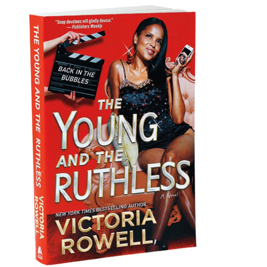 Victoria Rowell's Hot New Soap Satire Is Our New ESSENCE Twitter Book Club Pick!