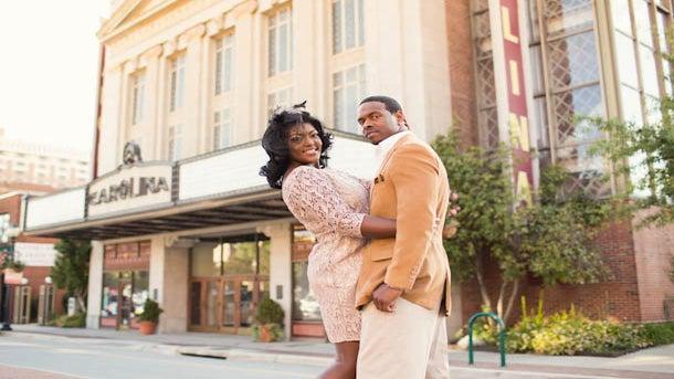 Just Engaged: Lori and Hezekiah