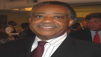 Steve Harvey Interviews Al Sharpton