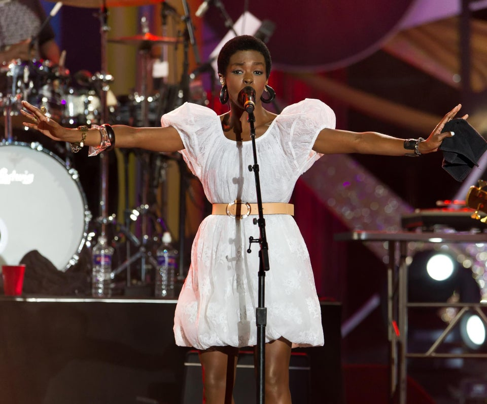 Lauryn Hill Releases New Song on Prison Release Date