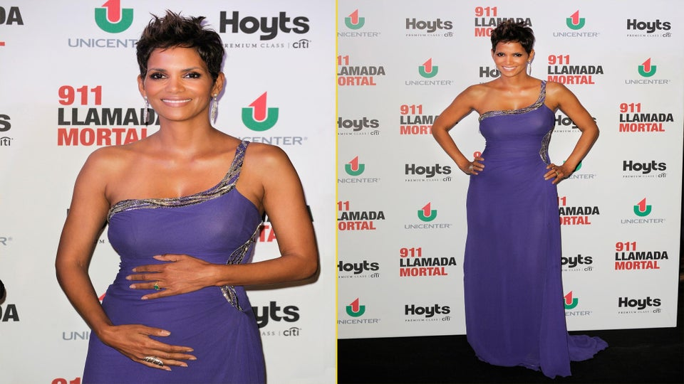 Halle Berry Shares Why She Loves Mother's Day