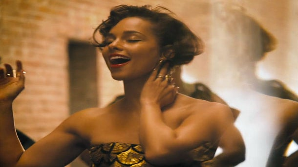 Must-See: Alicia Keys Debuts 'New Day' Video