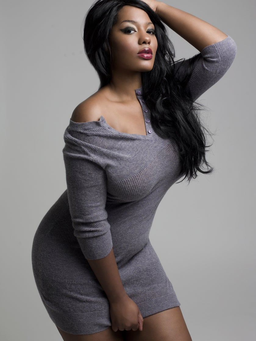 Curvy Model of the Month: Joanne Borgella