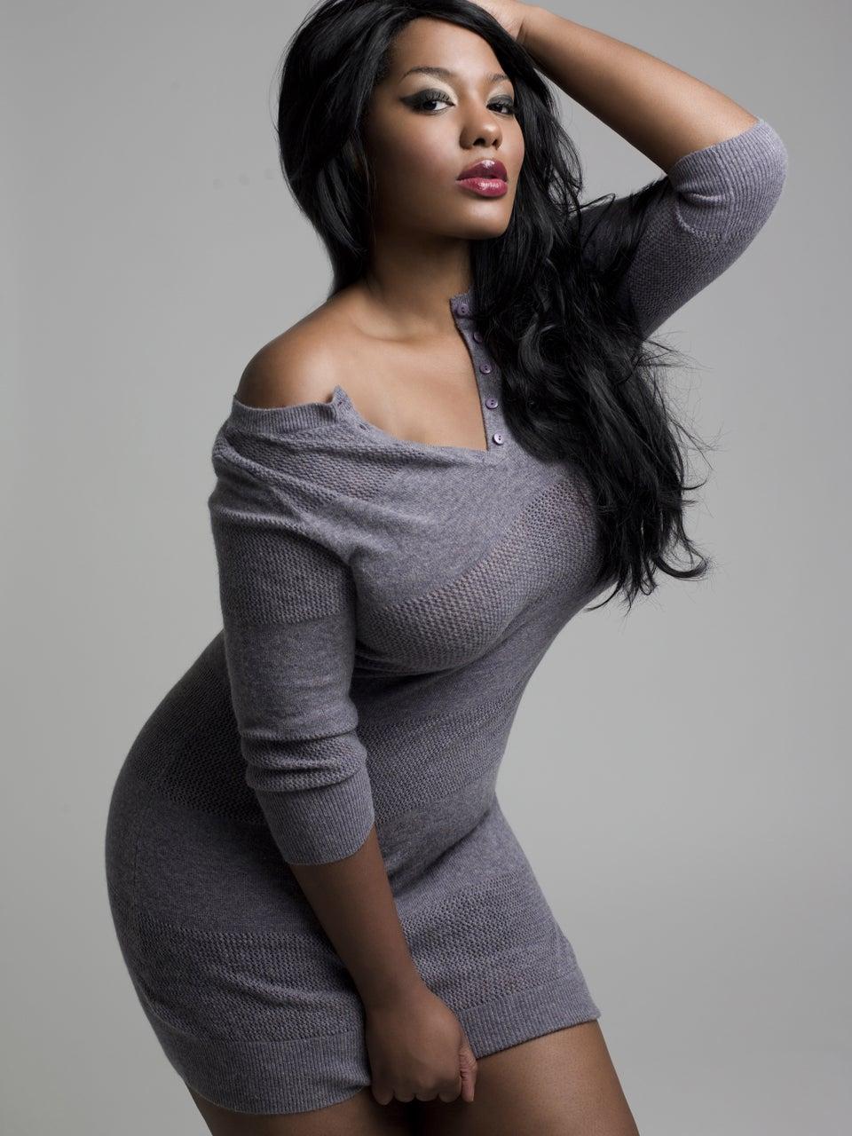 Curvy Model of the Month: Joanne Borgella