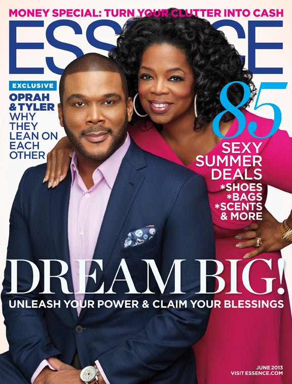 Oprah Winfrey and Tyler Perry Grace the June Issue of ESSENCE