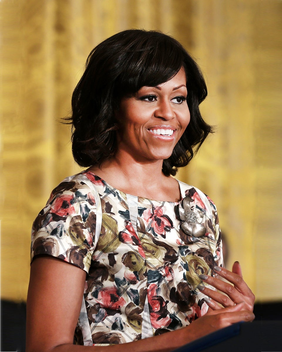 Michelle Obama Joins Campaign Urging You to Drink More Water