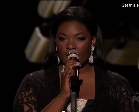 Must-See: Candice Glover and Amber Holcomb Perform on 'American Idol'
