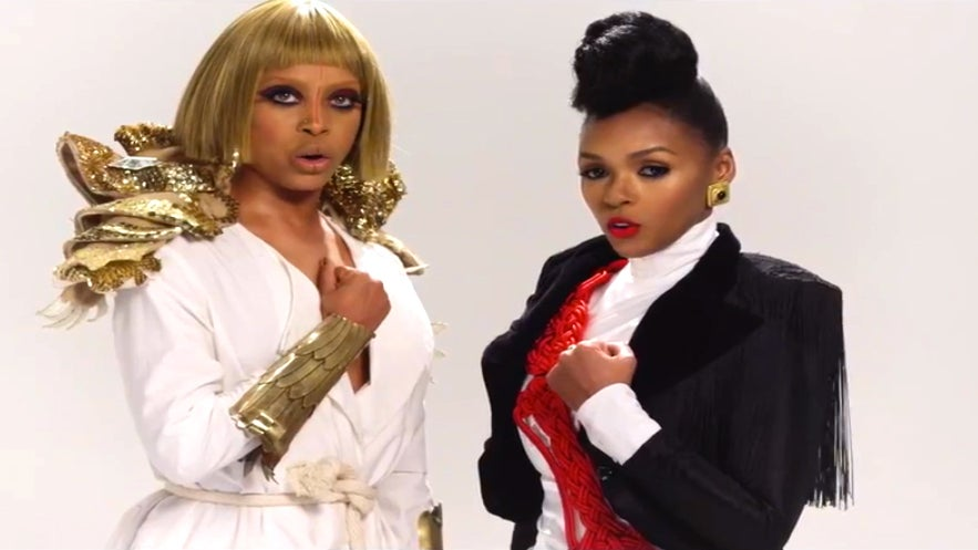 Must-See: Janelle Monae Debuts 'Q.U.E.E.N' Video Feat. Erykah Badu