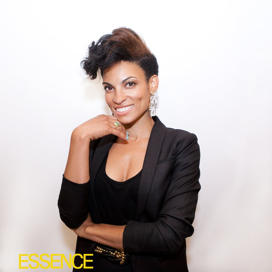 Curly Commentary: Goapele's Natural Hair Journey