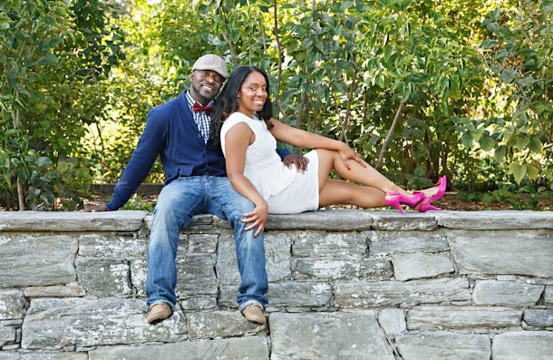 Just Engaged: Jeronica and Keith