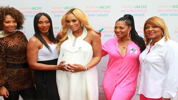 EXCLUSIVE: Braxton Sisters Share Motherhood Advice with Tamar