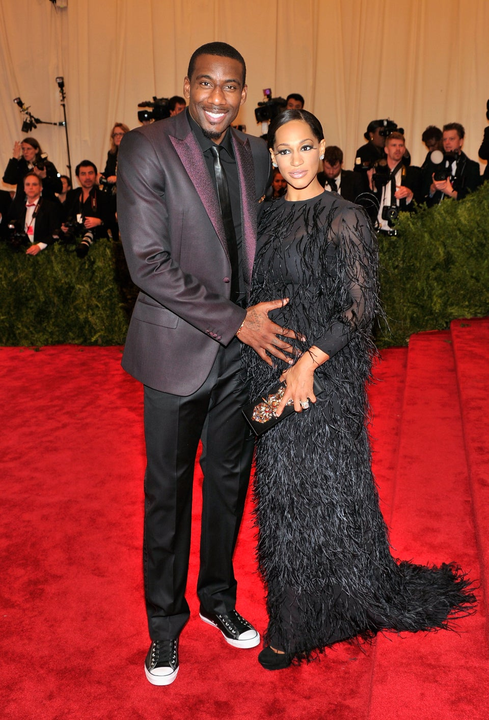 Amar'e and Alexis Stoudemire Tie the Knot in Miami