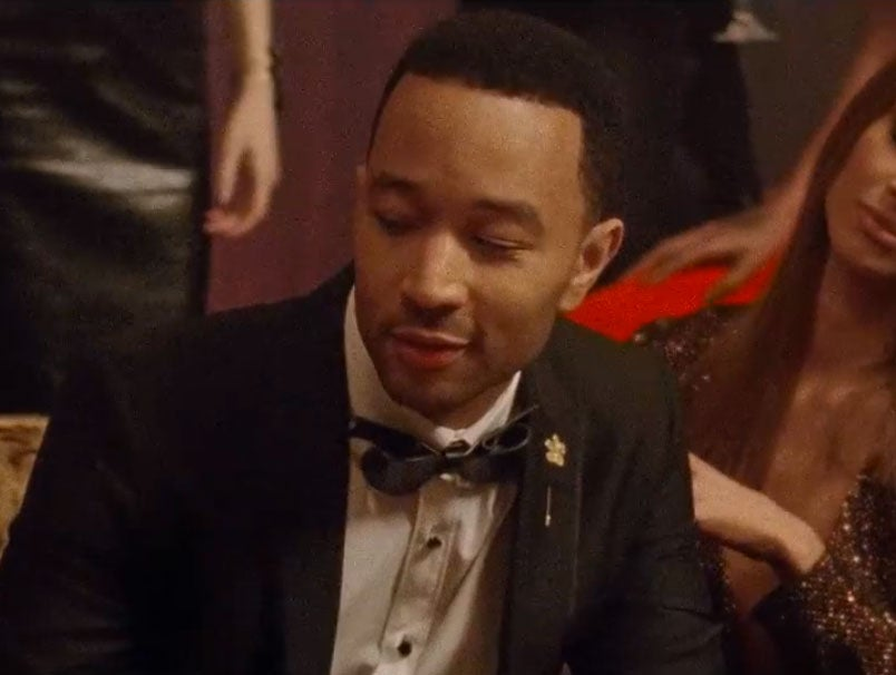 Must-See: Watch John Legend's New Video 'Who Do We Think We Are'