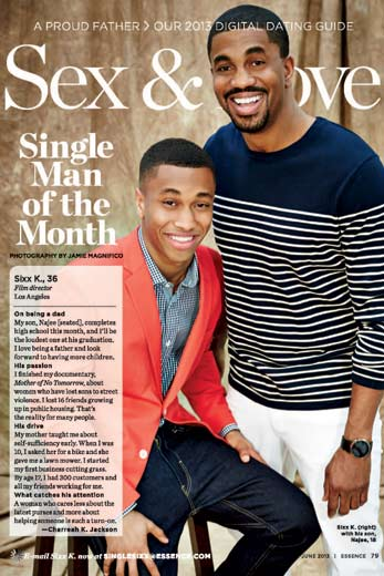 Must-See: Meet Single Man of the Month Sixx King