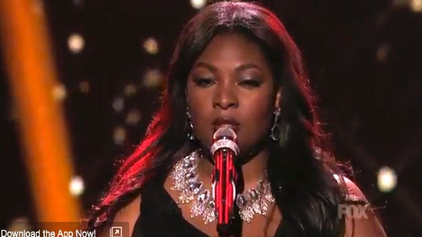 Must-See: Watch Candice Glover's Performance of 'Somewhere'