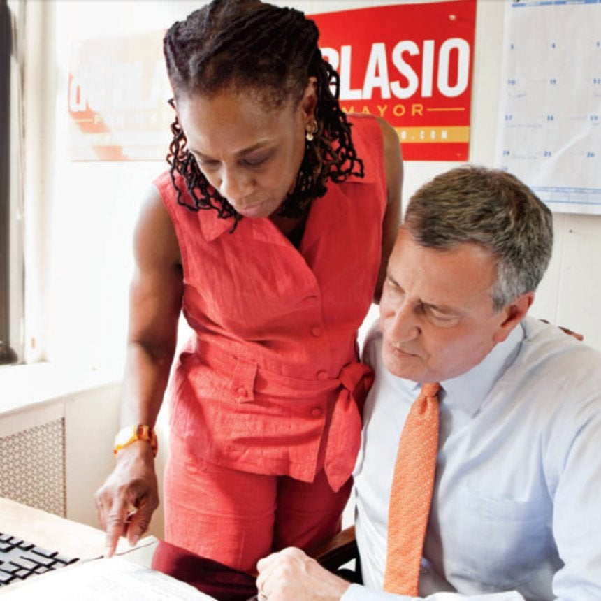Chirlane McCray: From Gay Trailblazer to Politician's Wife