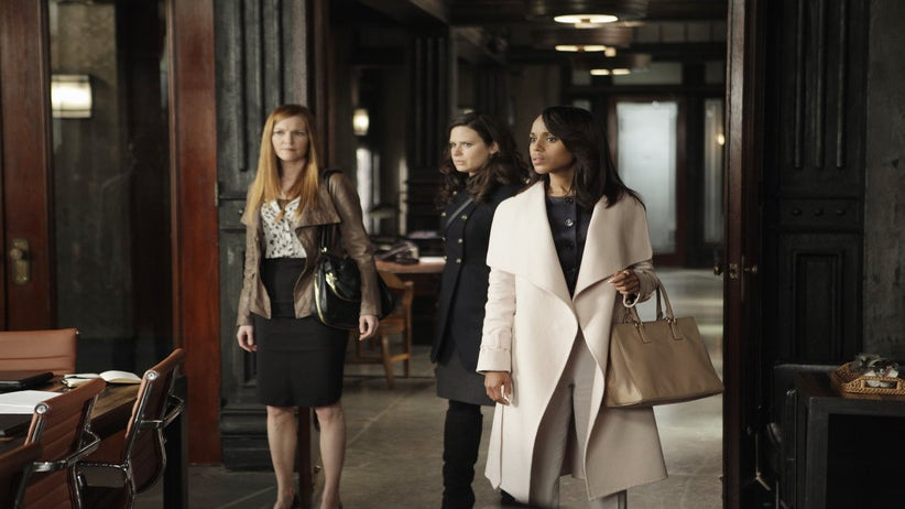 'Scandal' Poll: Did the Mole's Identity Surprise You?