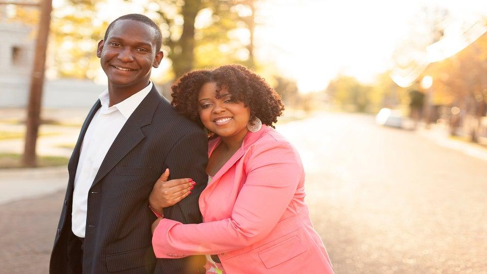 Just Engaged: Jelani and Jeffery