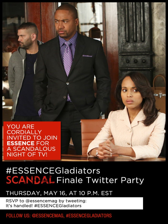 Join Our 'Scandal' Finale Twitter Party