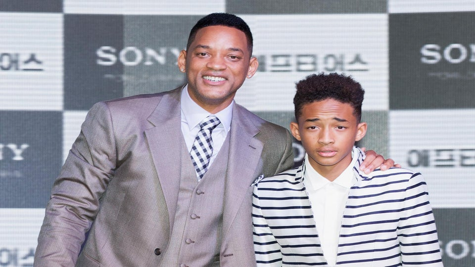 Will and Jaden Smith Clear Up Emancipation Rumors